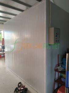 Thi công kho lạnh bảo quản dược phẩm tại Hưng Yên